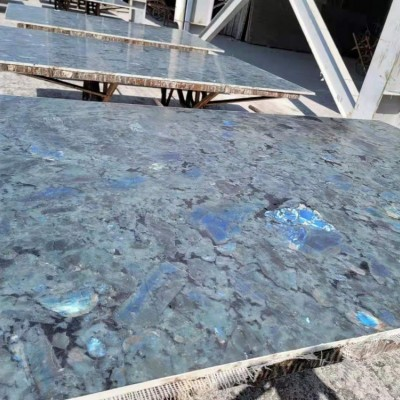 蓝色奢石系列之雪山蓝宝