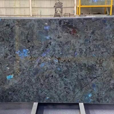 蓝翡翠奢石大板