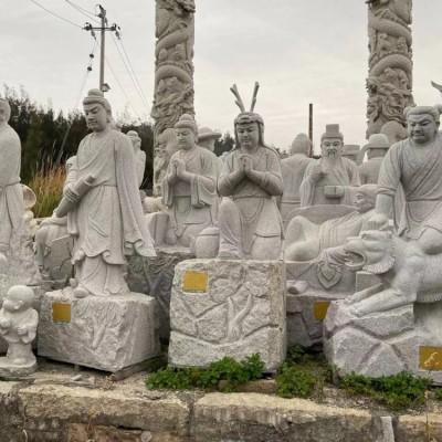 惠安石雕佛像/人物动物雕像/纪念性雕塑/二十四孝