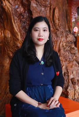 张蓉-别墅石材外墙工程界的一姐,你肯定在抖音刷到过她