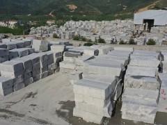 鑫旺石材工厂603花岗岩成品堆场