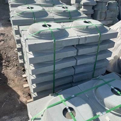四川园林石材异形产品 万源青石加工