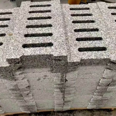 麻石石材水沟盖板