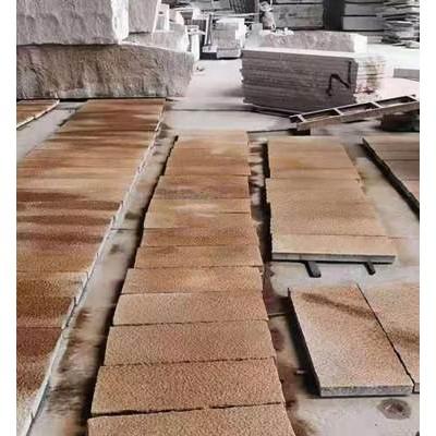 麻城石材做旧复古面效果展示和方法介绍