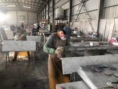水头石材工厂加工现场